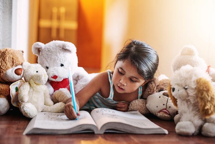 Что означают детские рисунки в психологии