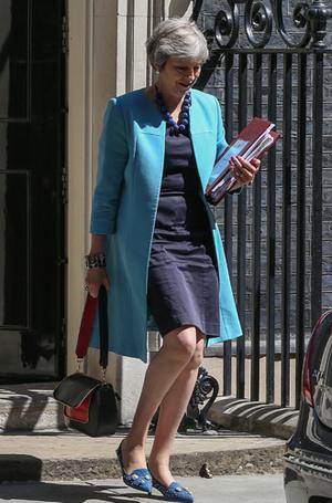 Фото №14 - Тереза Мэй: модная дипломатия и уникальный стиль главы Великобритании