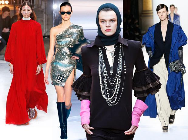 Фото №1 - 10 главных трендов осени-2018 с Недели моды в Париже