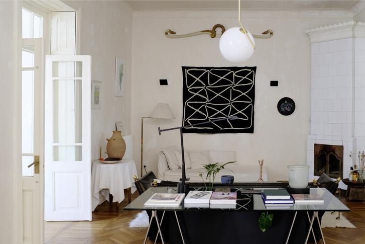 Фото №1 - Квартира сооснователя студии Rooms Наты Джанберидзе в Тбилиси