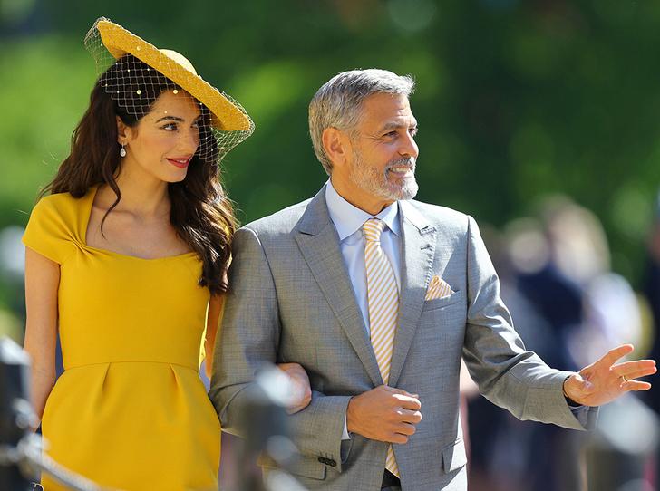 Фото №6 - 20 самых стильных гостей на свадьбе Меган Маркл и принца Гарри