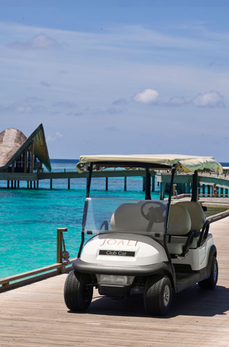 Фото №8 - Пять причин провести каникулы в отеле Joali на Мальдивах