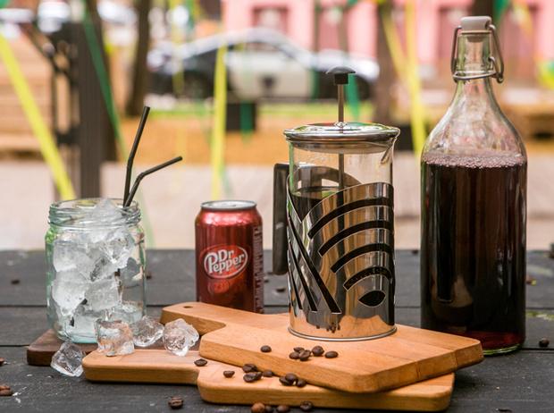 Фото №10 - Мятный, десертный, газированный: три рецепта холодного кофе для жаркого лета