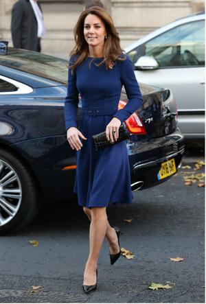 Фото №5 - Как не уставать на каблуках за целый день: секрет герцогини Кейт