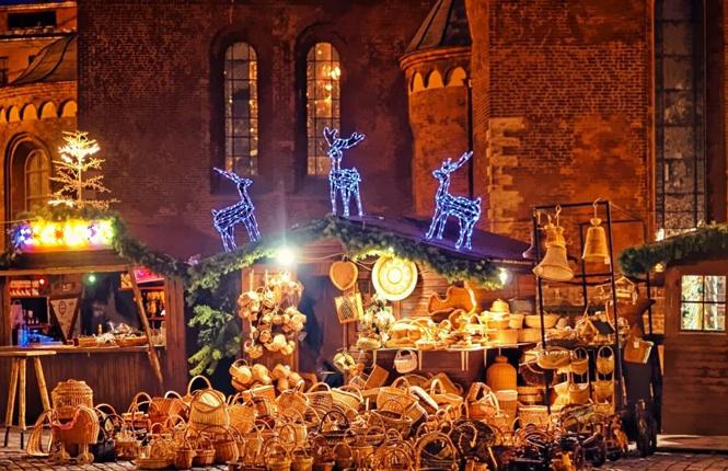 Фото №4 - Рождество в Европе: неизведанные праздничные маршруты