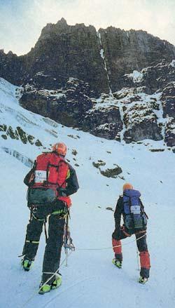 Фото №3 - По ледопаду — на Килиманджаро