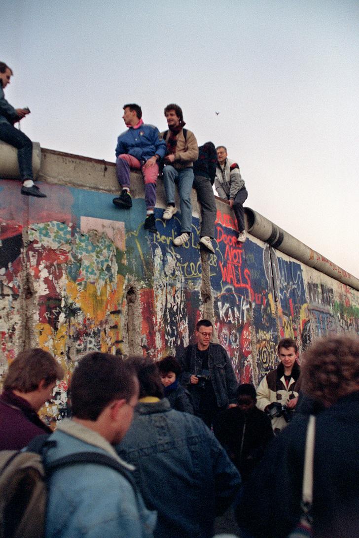 Фото №1 - Авантюрный роман: на немецко-немецкой границе
