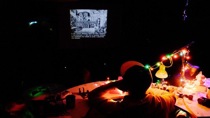 Фото №1 - Сайт, где можно посмотреть советские диафильмы (более трех тысяч штук)