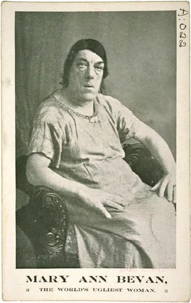 Мэри Энн Беван