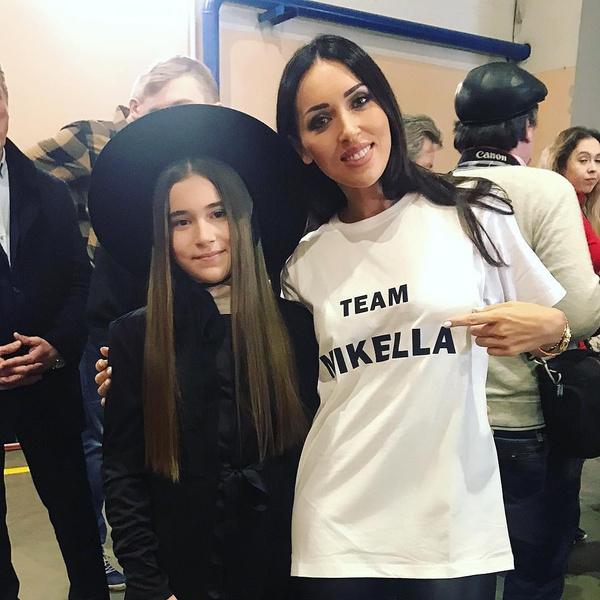 Фото №1 - Представитель Алсу прокомментировала скандал вокруг Микеллы Абрамовой
