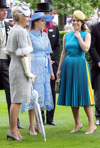 Фото №12 - Лучшие образы на открытии Royal Ascot 2019 (и несколько безумных шляп)