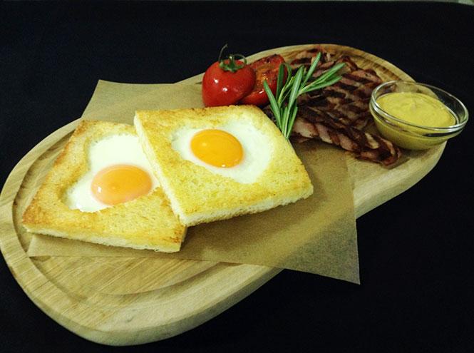 Фото №2 - Повод найдется: рецепты завтраков с яйцом