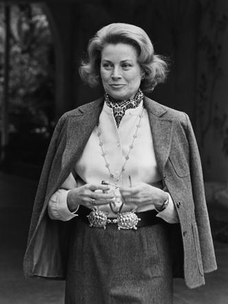 Фото №30 - Княгиня, актриса, дива: образы Грейс Келли, которые вошли в историю