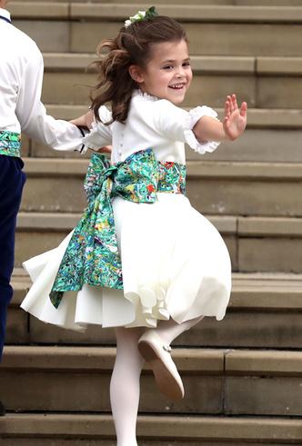 Фото №44 - Свадьба принцессы Евгении и Джека Бруксбэнка