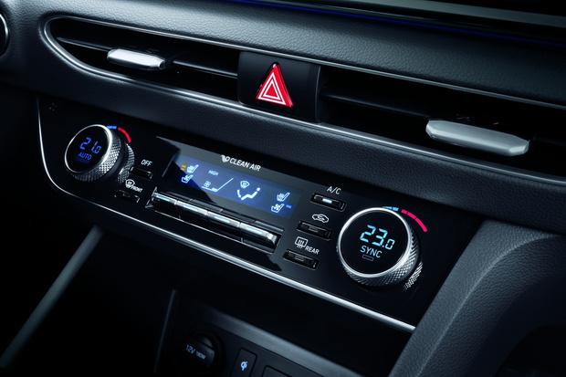 Фото №4 - Hyundai представила восьмое поколение модели Sonata