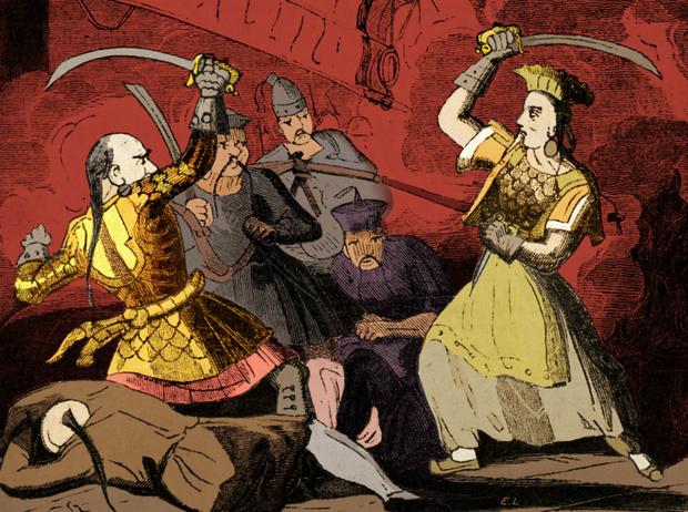 Фото №8 - Великая госпожа Чжэн: как китайская куртизанка стала королевой пиратов