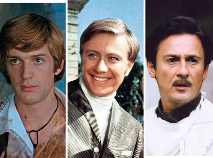 Фото №1 - Андрей Миронов и еще 7 самых красивых мужчин советского кино