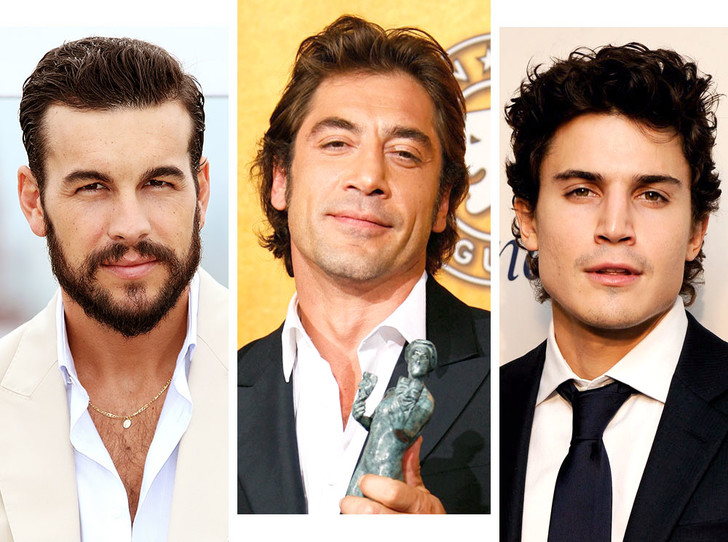 Фото №1 - Великолепная семерка: самые горячие испанские актеры