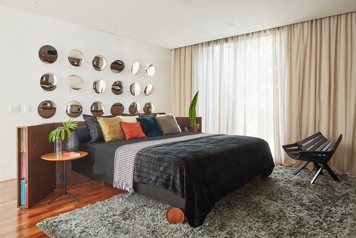 Фото №16 - Дом с раздвижными стенами в Сан-Паулу