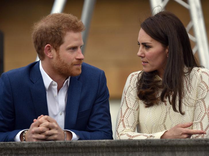 Фото №1 - Разбитое сердце Кейт: как прошла последняя встреча принца Гарри и герцогини Кембриджской