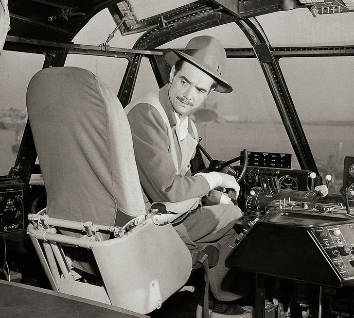 Фото №6 - 26 секунд, которые потрясли мир: история самого большого самолета-амфибии