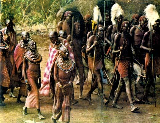 Фото №1 - Быстроногие масаи