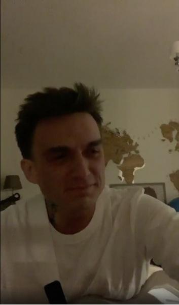 Фото №1 - «Благодаря вам мою жену лишили всего, чего она добилась»: Влад Топалов обратился к хейтерам и простил их