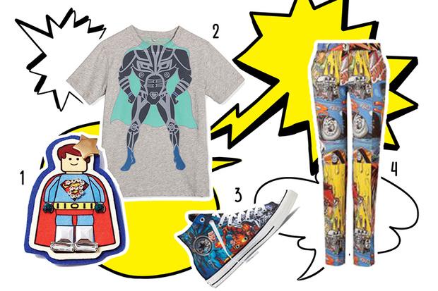 Фото №2 - Топ-10: Вещи для любителей комиксов
