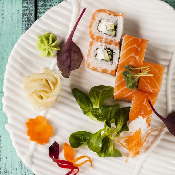 Фото №4 - Азия микс: три рецепта популярных роллов