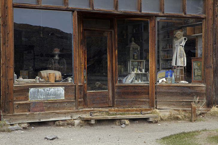Фото №1 - Истории с концом: 10 исчезающих городов-призраков
