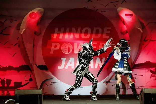 Фото №4 - В Москве пройдет фестиваль японской культуры Hinode Power Japan 2019