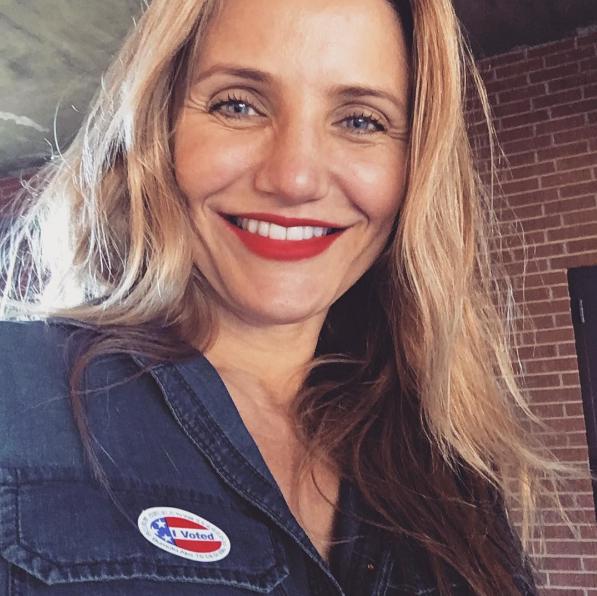 Фото №7 - День выборов в звездном Инстаграме
