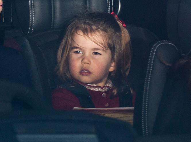 Фото №39 - Принцесса Шарлотта Кембриджская: третий год в фотографиях