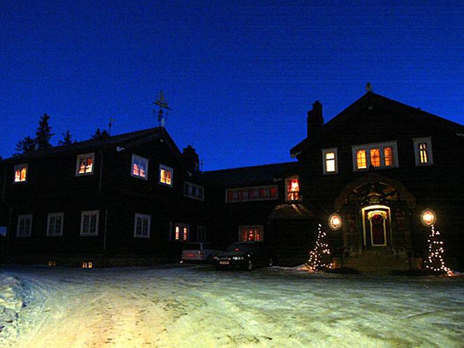 Фото №4 - Как проводит Рождество королевская семья Норвегии