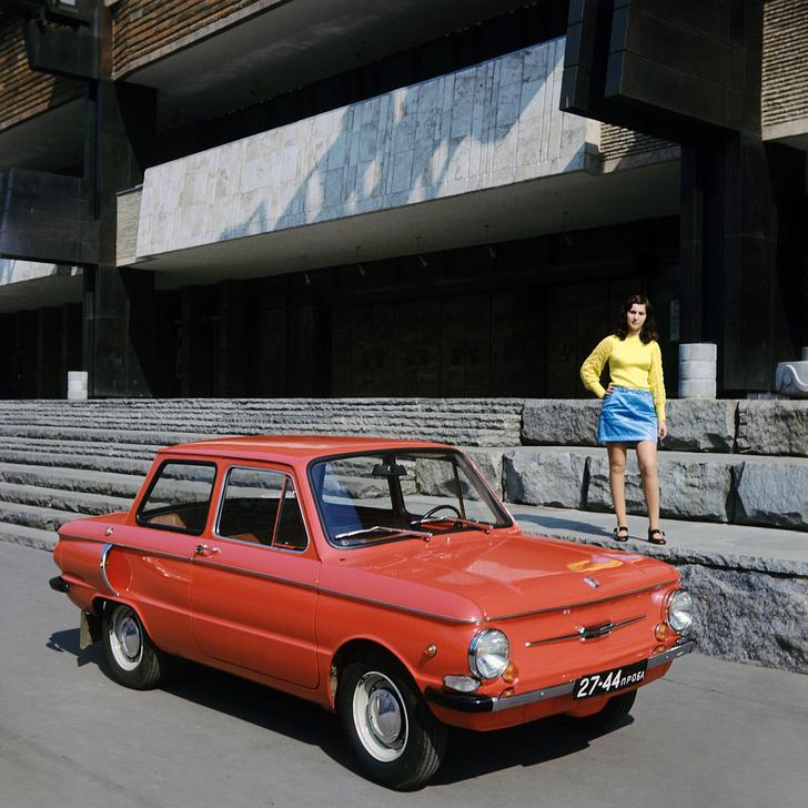 Фото №12 - 18 прозвищ автомобилей из СССР