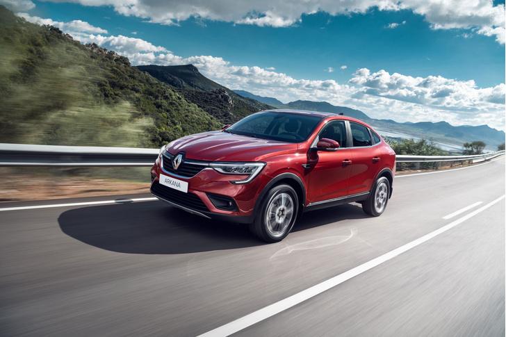 Фото №10 - Renault Arkana: пролонгируем примерку