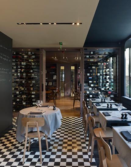 Рестораны Парижа, бисторономии