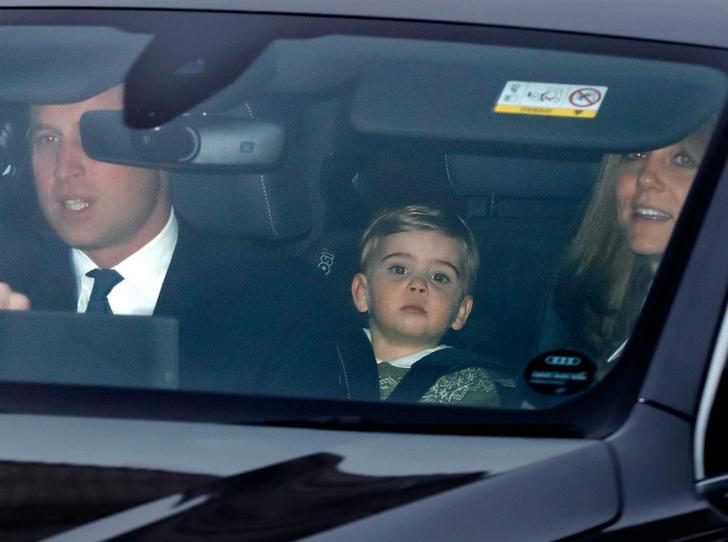 Фото №2 - Опасная привычка принца Луи, которая беспокоит его родителей