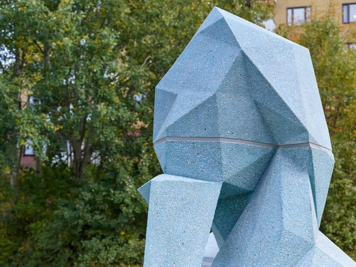 Фото №6 - Гигантские скульптуры в парках Стокгольма