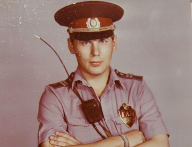 Фото №1 - История одной фотографии: младший сержант Юрий «Хой» Клинских на работе, Воронеж, 1980-е