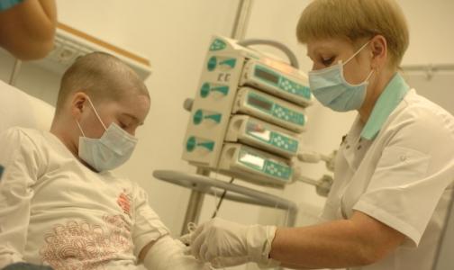 Фото №1 - Каждый год в Петербурге умирают от рака 40 детей