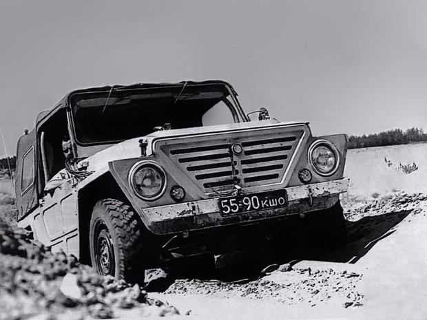 Фото №2 - 9 фактов о «Ниве», лучшем автомобиле СССР