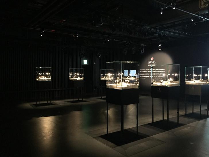 Фото №3 - Выставка современного часового искусства в Санкт-Петербурге