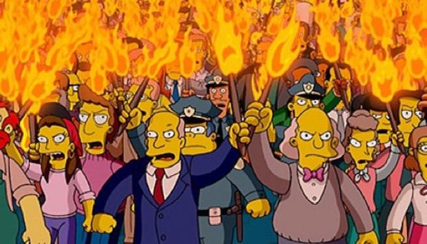 Фото №1 - Как выжить во время массовых беспорядков