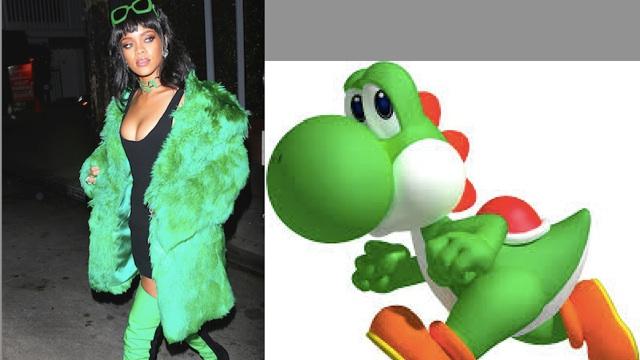 Фото №5 - Модный приговор: Рианна черпает вдохновение для нарядов у Mario