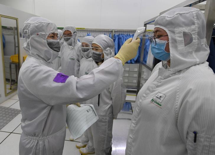 Фото №1 - В Китае запустили производство первого лекарства от коронавируса