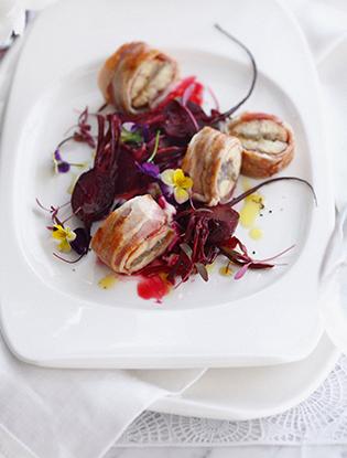 Фото №3 - Цветы на обед: рецепты знакомых блюд с новыми ингредиентами