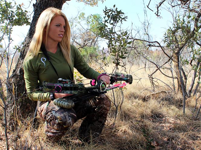 Фото №9 - Убийственная красота: женская охота как тренд
