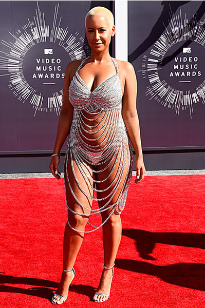 Эмбер Роуз на VMA