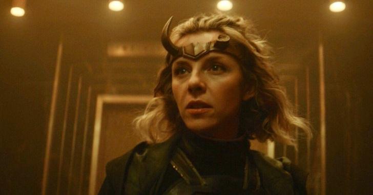 Фото №2 - Сильвия из сериала «Локи» рассказала о своем костюме, напоминающим образ самого Локи 😍